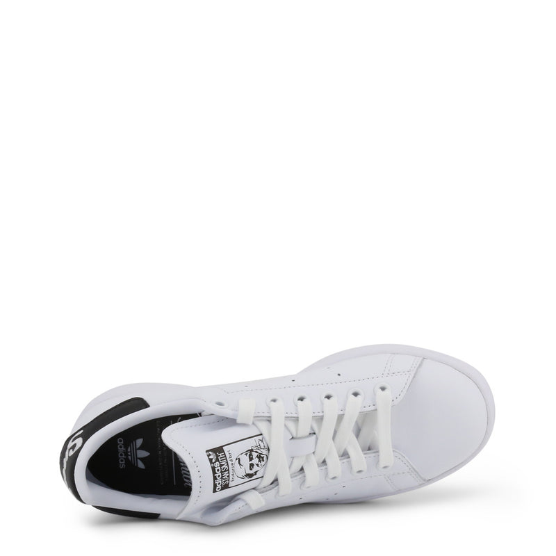 Adidas Stan Smith Unisex Trainers White and Black EE5818