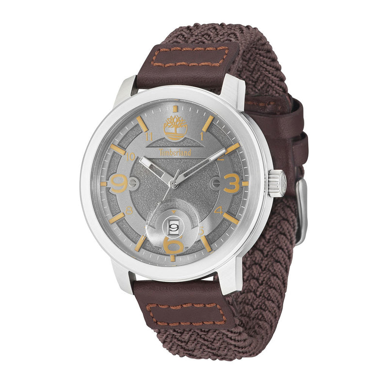 Timberland Men's Watch Brown PEMBROKE