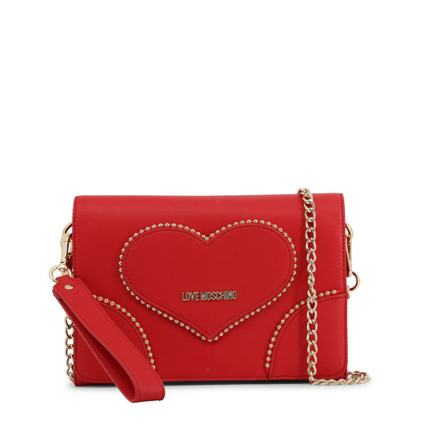 Love Moschino Clutch Bag Red JC4249PP08KG