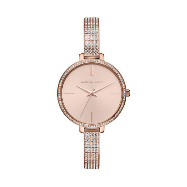 Michael Kors Ladies Gold Watch MK37