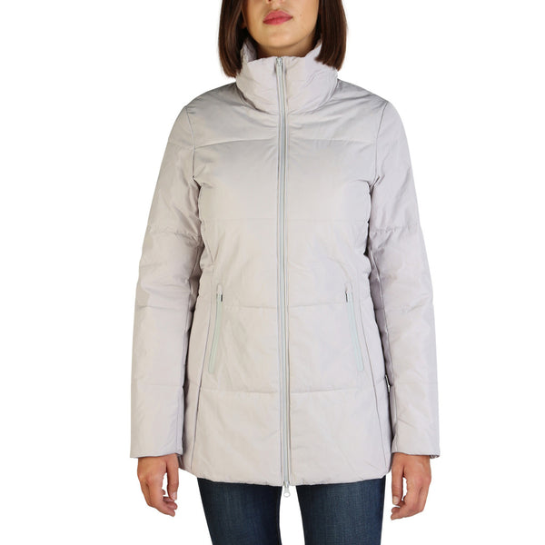Refrigue Women's Down Jacket White SYSS-A