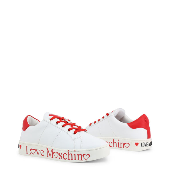Love Moschino Women's Trainers White JA15033G1AIF