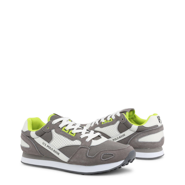 U.S. Polo Assn. Men's Trainers Grey FLASH4117S0_YM1