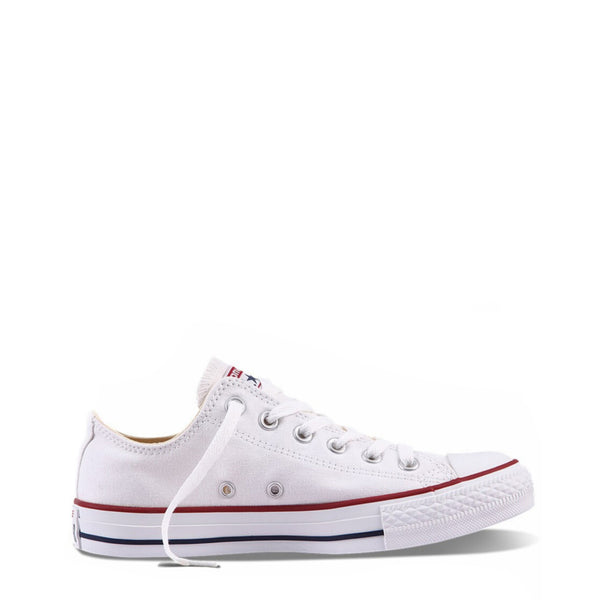 Converse Canvas Trainers White Unisex M7652
