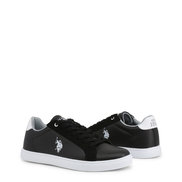 U.S. Polo Assn. Men's Trainers Black CURTY4245S0_Y1