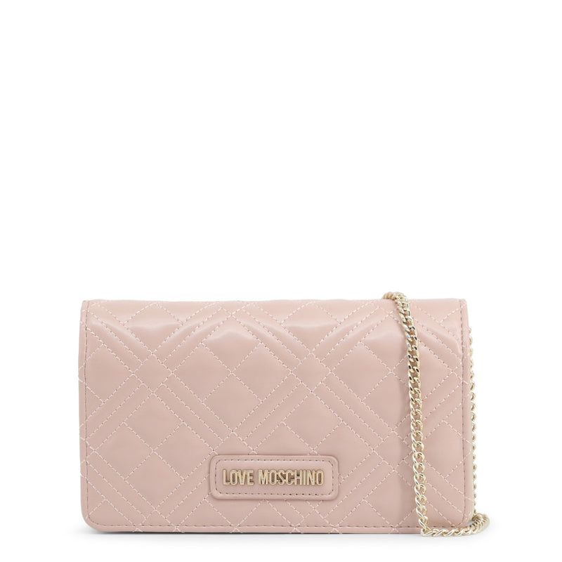 Love Moschino Clutch Bag  Pink JC4093PP1ALI