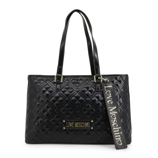 Love Moschino Shoulder Bag Black - JC4001PP1ALA