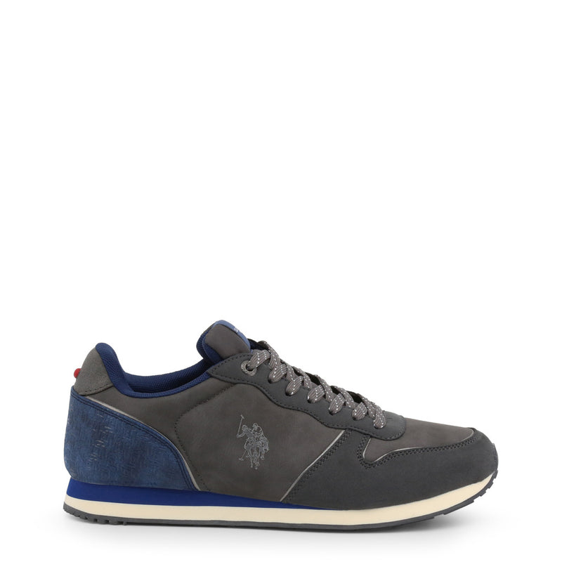 U.S. Polo Assn. Men's Trainers Grey WILYS4087S9_YH1