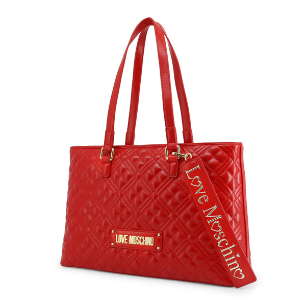 Love Moschino Shoulder Bag Red - JC4001PP1ALA