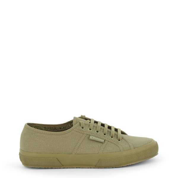 Superga Green Trainers for Men and Women (Unisex) 2750-COTU-CLASSIC