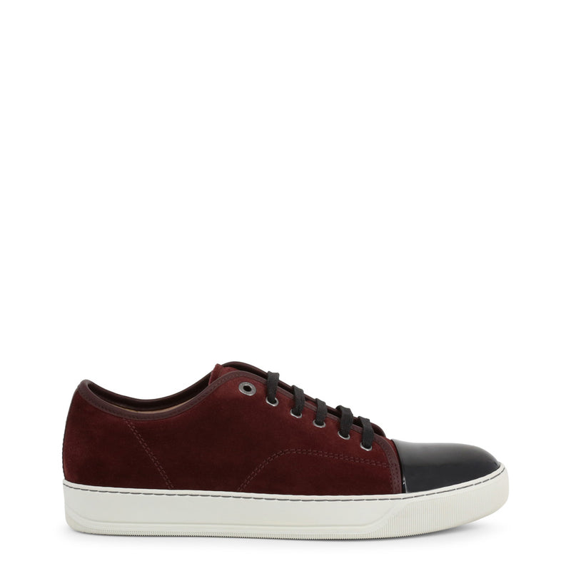 Lanvin Men's Trainer Black Red FM-SKDBB1-VBAL-P15