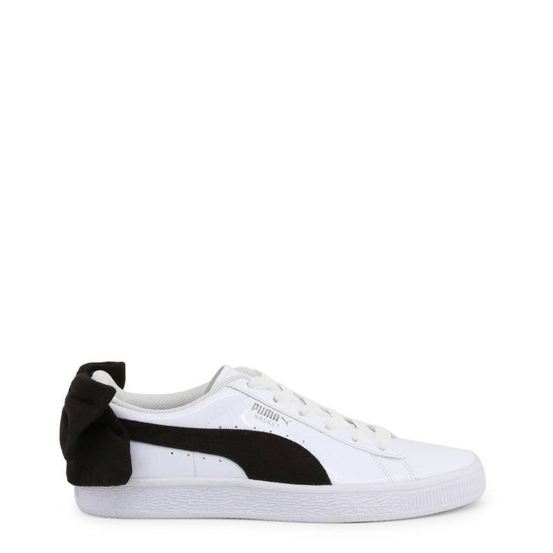 Puma Women's Trainers White 367353-BasketBowSb
