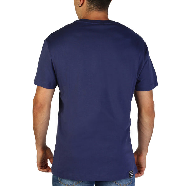 Versace Jeans Men's T-Shirt B3GTB74B-36590 Blue