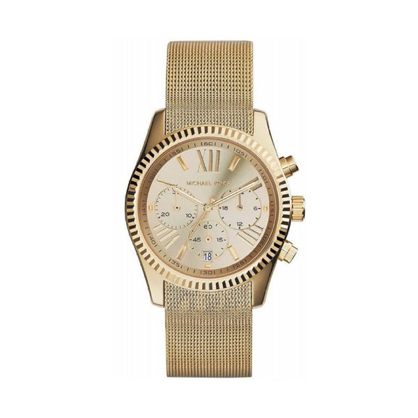 Michael Kors Ladies Gold Watch MK5938
