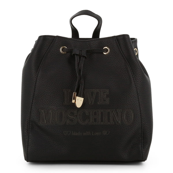 Love Moschino Backpack Black JC4289PP08KN