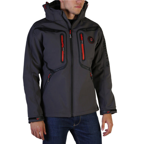 Geographical Norway Men's Jacket Grey Tinin_man