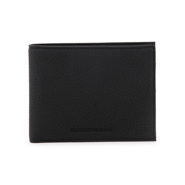 Emporio Armani Men's Black Wallet Y4R165_YDB9E