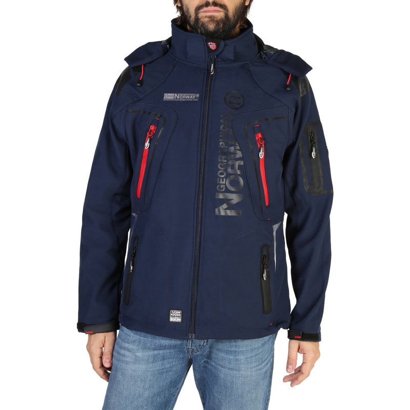 Geographical Norway Men's Jacket Navy Turbo_man