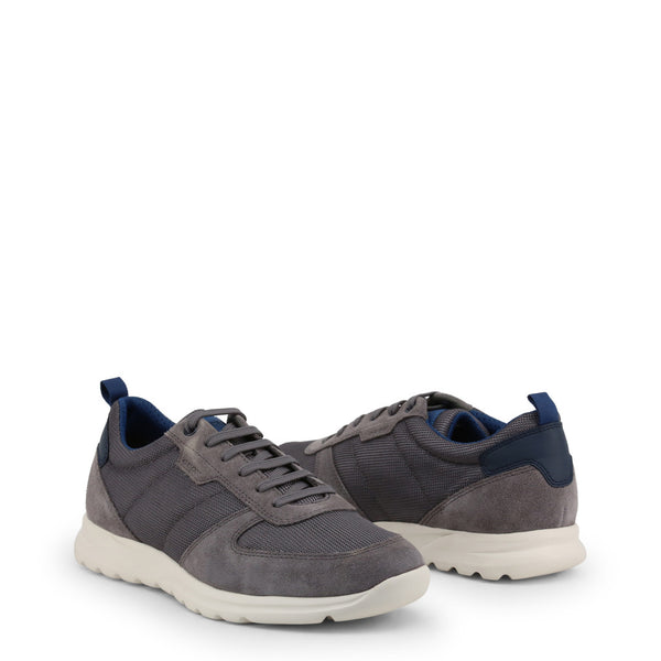Geox Mens Shoes Grey DAMIAN