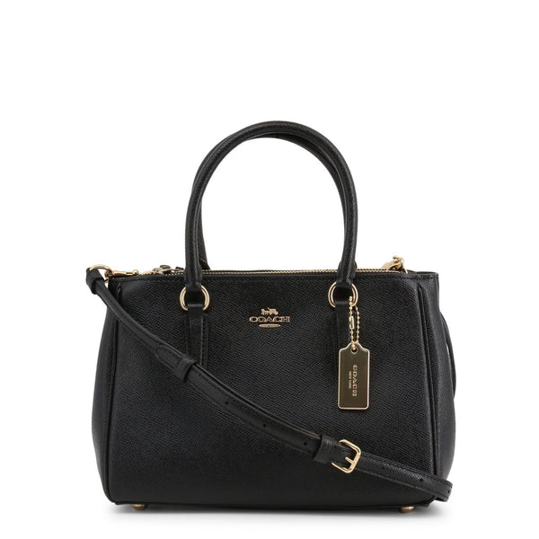 Coach Handbag Black F44962