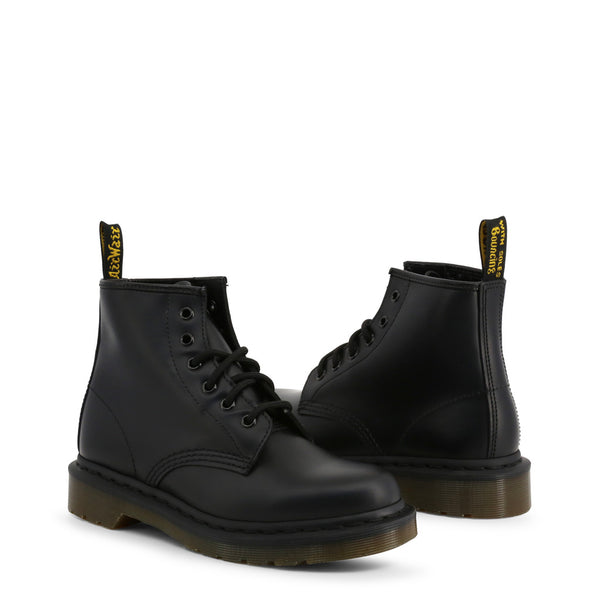 Dr Martens 101 SMOOTH Women's Ankle Boots Black