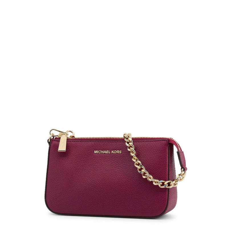 Michael Kors Clutch Oxblood 32F7GFDW6L