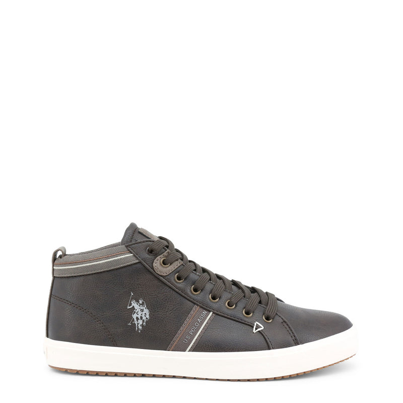 U.S. Polo Assn. Men's Trainers Brown WOUCK7087W8