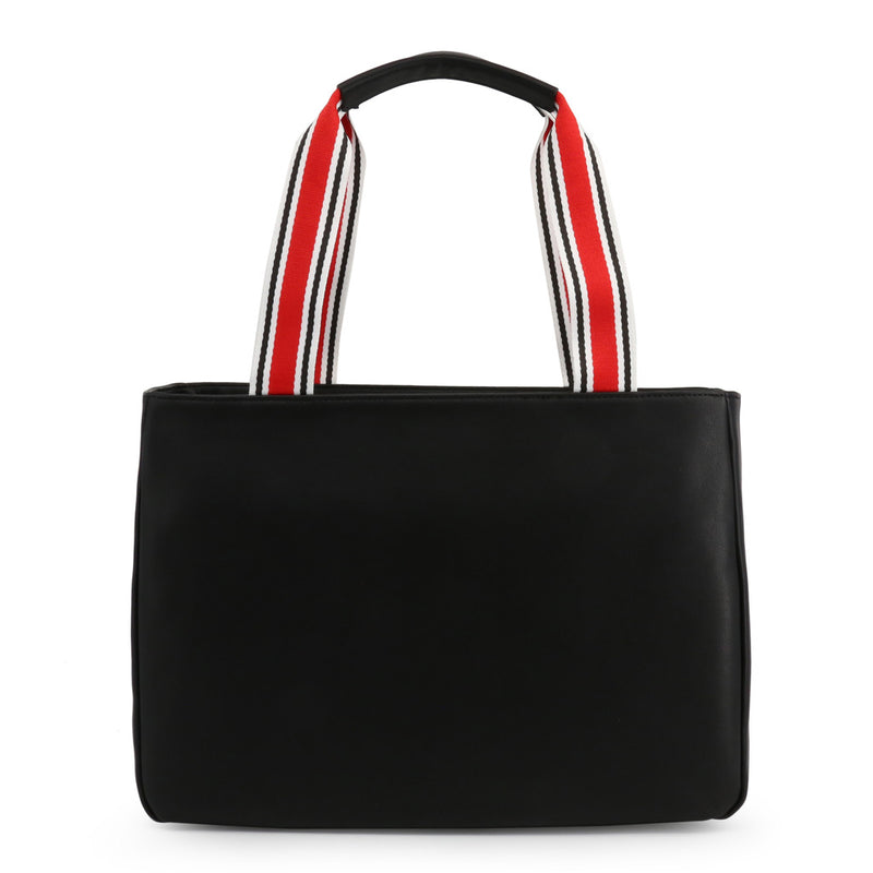 Love Moschino Shoulder Bag Black - JC4096PP18LR