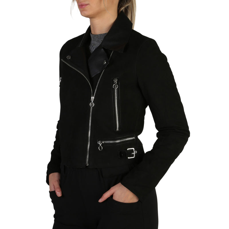 Guess Women's Jacket Black W84L56