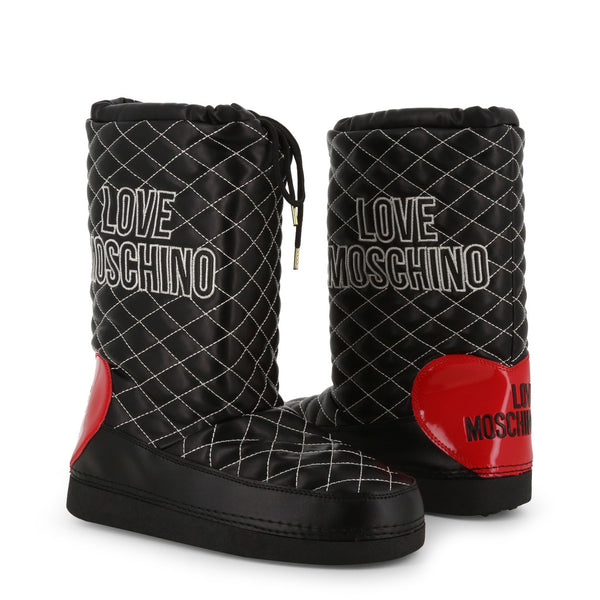 Love Moschino Boots Black JA24182G08JA