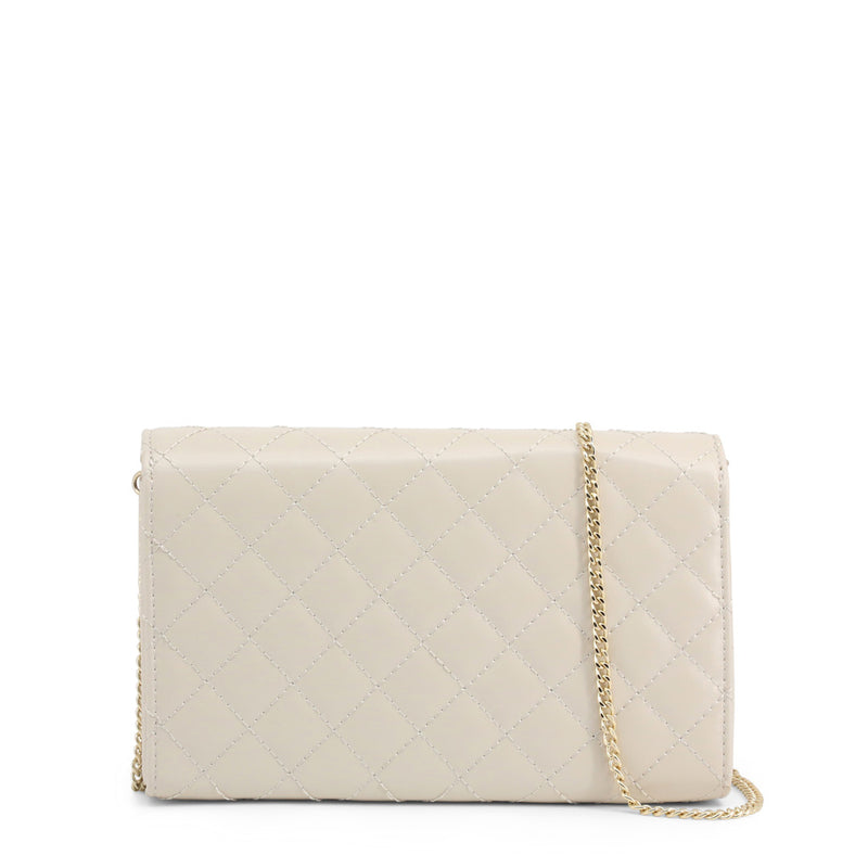 Love Moschino Clutch Bag Beige JC4122PP18LA