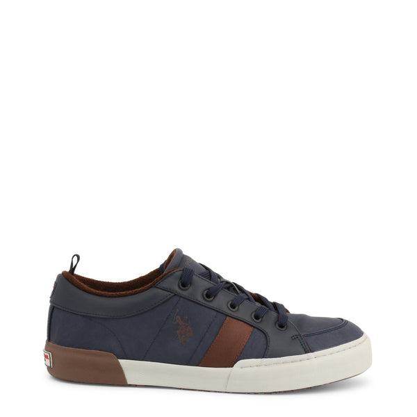 U.S. Polo Assn. Men's Trainers Blue ARMAN7100W9_CY1