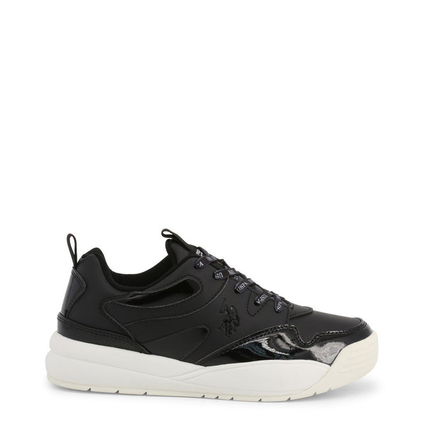 U.S. Polo Assn. Women's Trainers Black NYNA4183W9_Y1