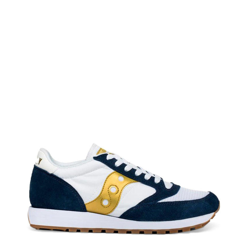 Saucony Women's Trainers Navy / White JAZZ_S60368