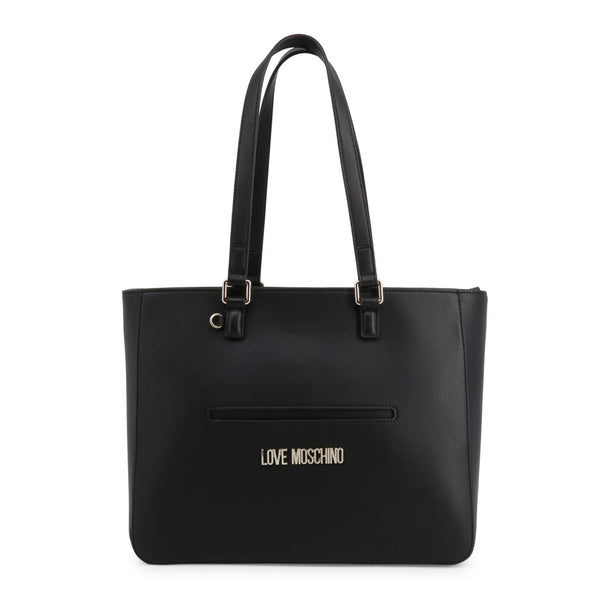 Love Moschino Shoulder Bag Black - JC4103PP1ALQ