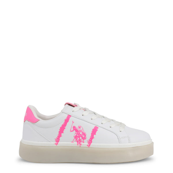 U.S. Polo Assn. Women's Trainers White LUCY4179S0_Y1