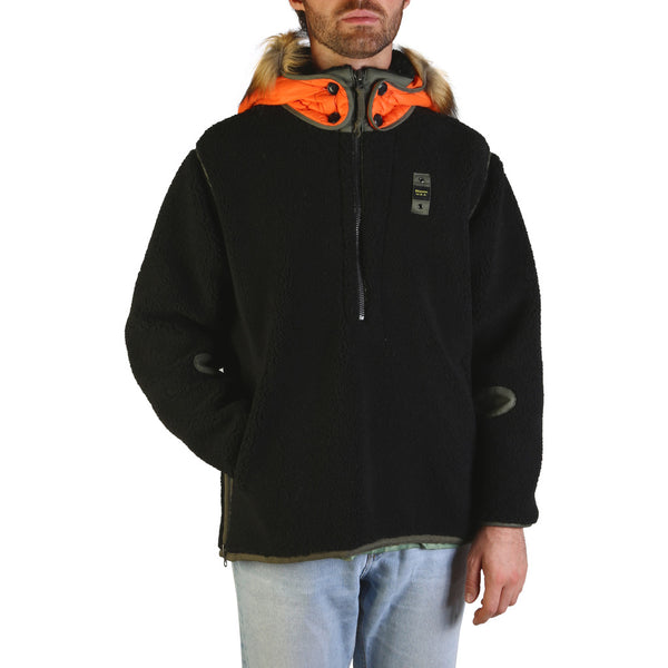 Blauer Men's Jacket Black 1151