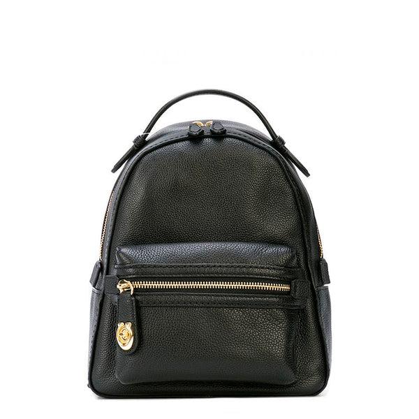 Coach Backpack Black 31032