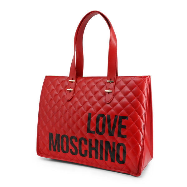 Love Moschino Tote Bag Red JC4210PP08KB