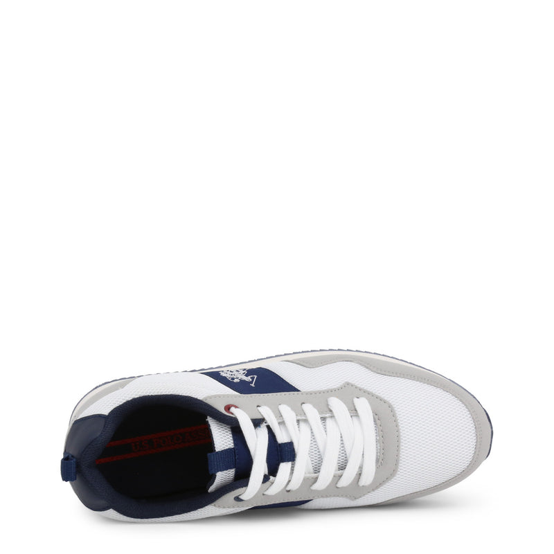 U.S. Polo Assn. Men's Trainers White / Blue / Grey NOBIL4250S0_MH1
