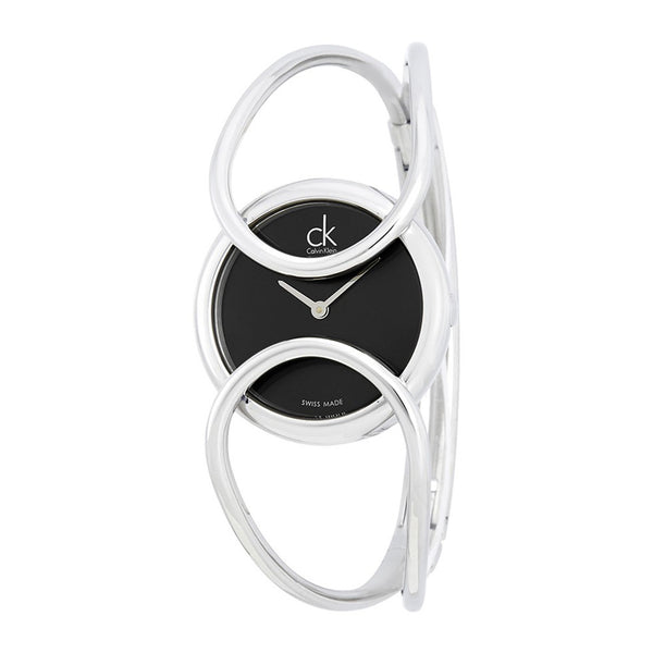 Calvin Klein Ladies Silver Watch K4C2M1