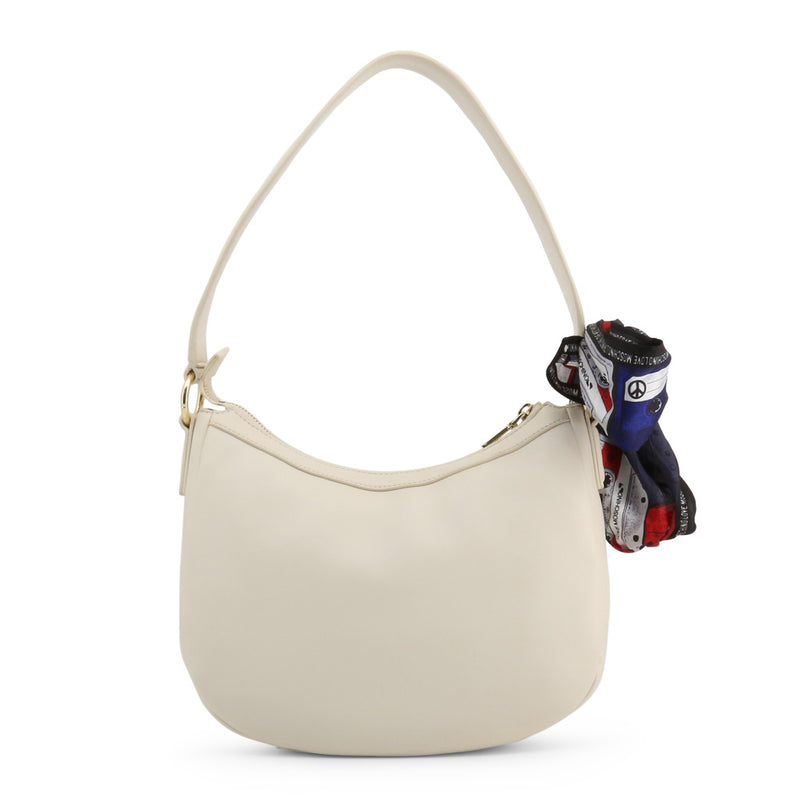 Love Moschino Shoulder Bag White / Beige Black JC4222PP08KD
