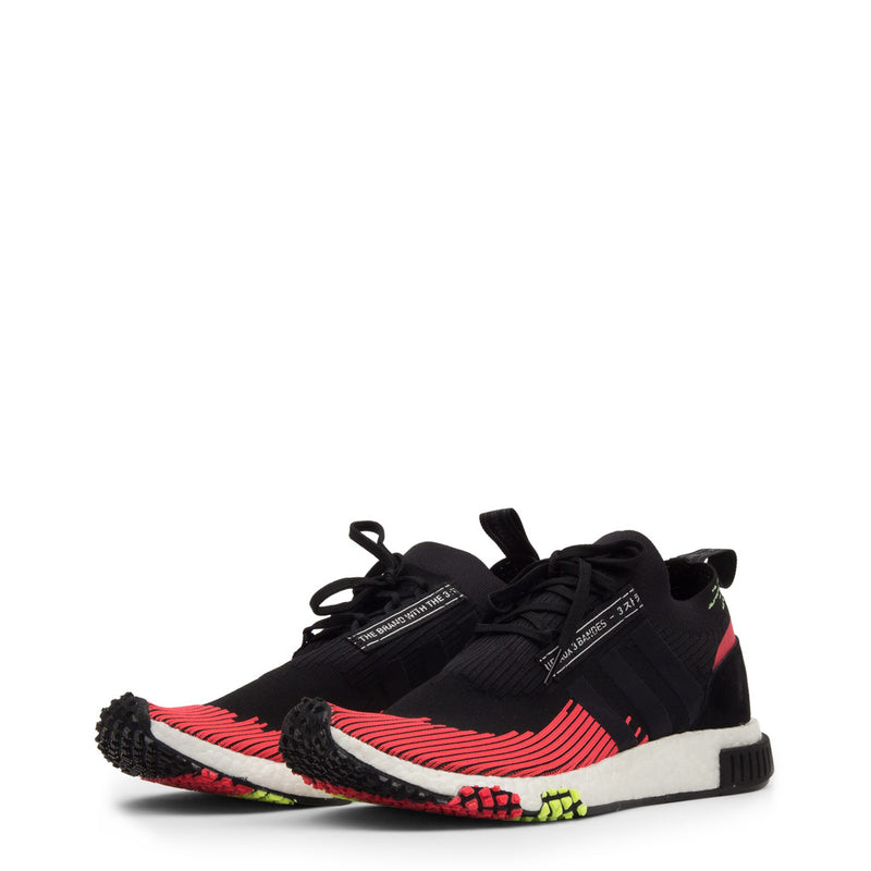 Adidas NMD-RACER Unisex Trainers Black Orange