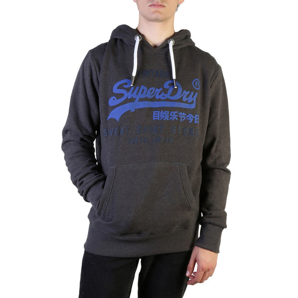 Superdry Men's Hoodie Grey M20004NS