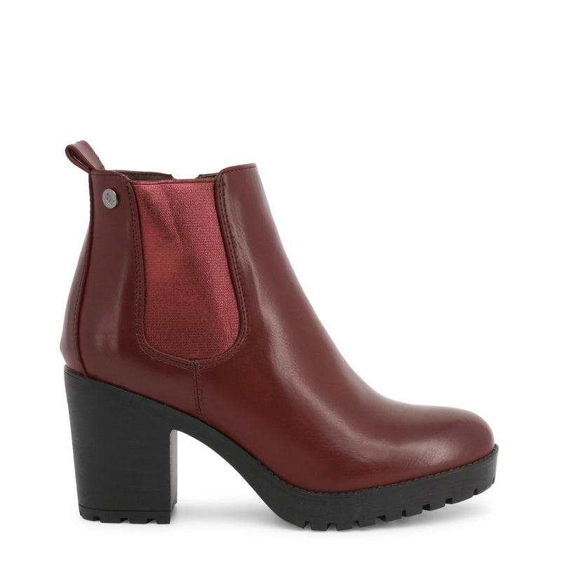Xti Women's Ankle Boots Red 48455