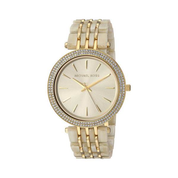 Michael Kors Ladies Gold Watch MK4325