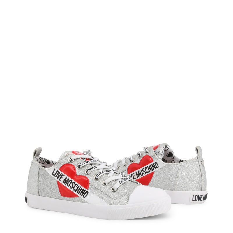 Love Moschino Women's Trainers White JA15013G18IL