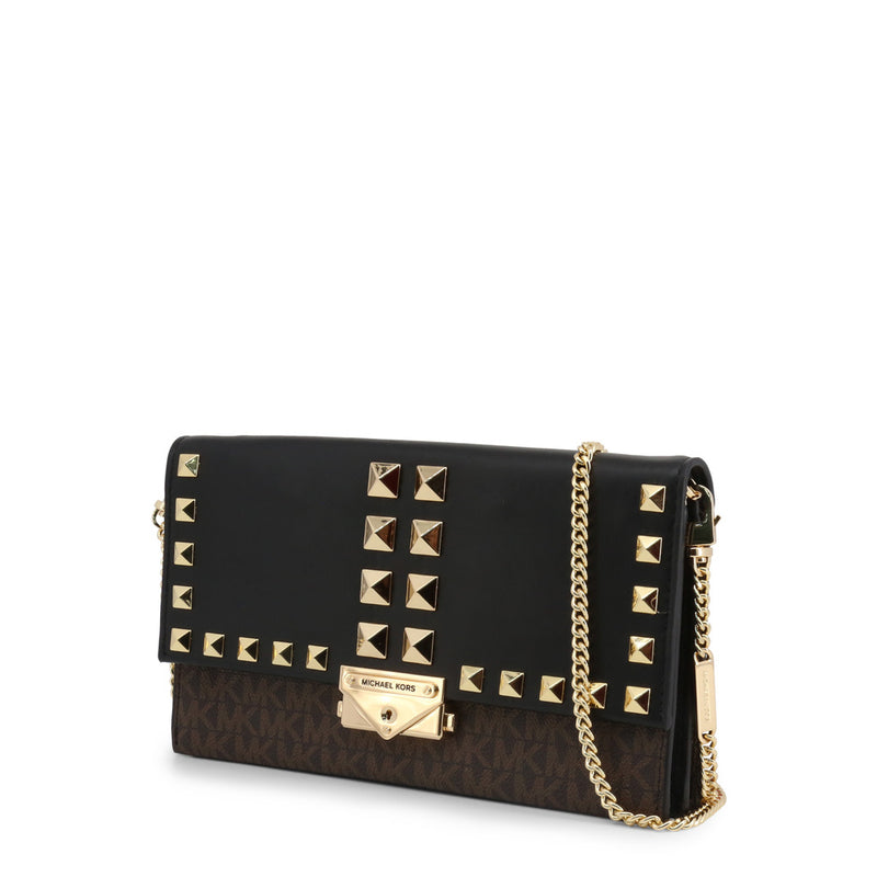 Michael Kors Clutch Bag Black 32F9G0EC7I