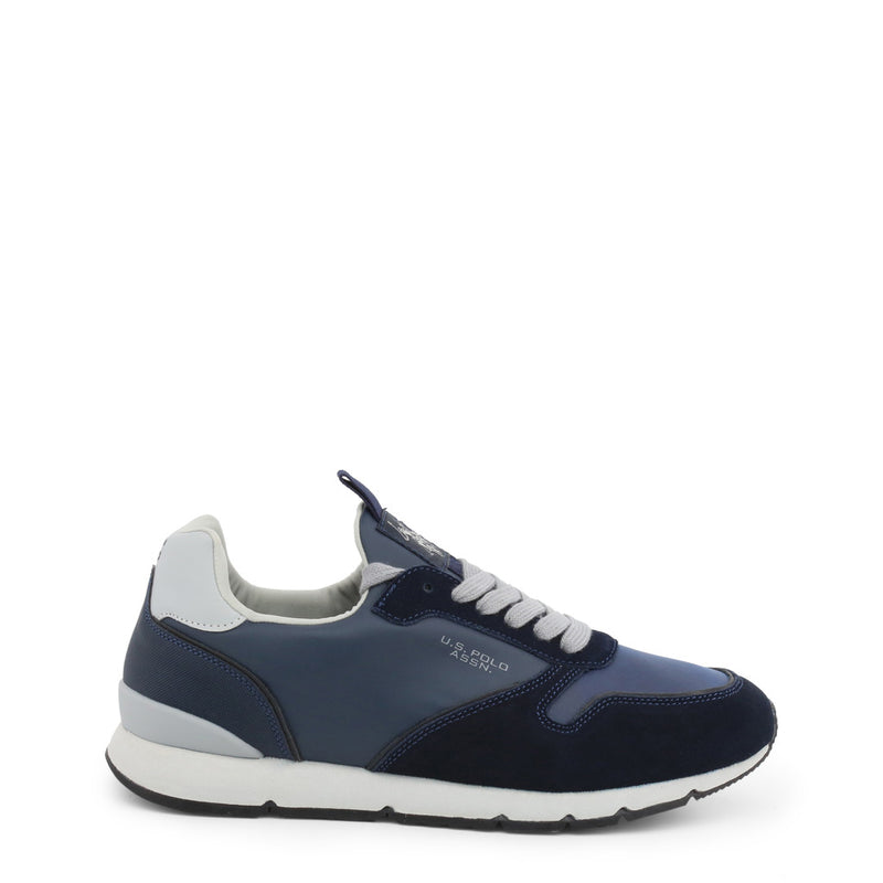 U.S. Polo Assn. Men's Trainers Blue MAXIL4058S9_YS2