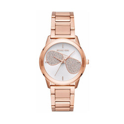 Michael Kors Ladies Gold Watch MK36